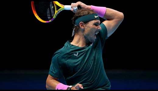 How Nadal Embraced 'A Tough Fight'