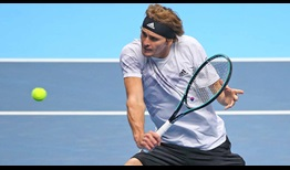 Alexander Zverev finishes Group Tokyo 1970 play with a 1-2 record following his loss against World No. 1 Novak Djokovic.