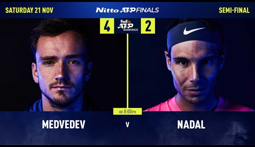 Can Medvedev Finally Crack The Nadal Code?