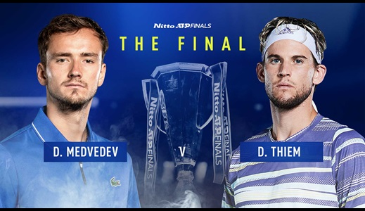 Medvedev v Thiem: An Epic Final & More
