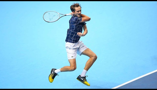 Medvedev Rallies Past Thiem For Nitto ATP Finals Title