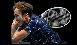 Daniil Medvedev is the first Russian to win the Nitto ATP Finals since Nikolay Davydenko in 2009.