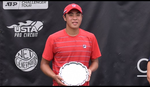 Brandon's Breakthrough: 19-Year-Old Nakashima Claims Maiden Title In Orlando