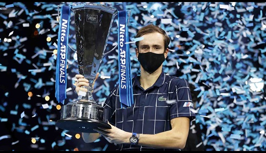 2020 Nitto ATP Finals Caps Off Successful 12-Year Stay In London
