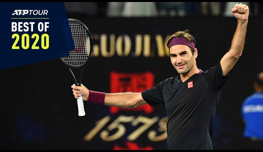 Federer, Coric In Best Grand Slam Matches Of 2020