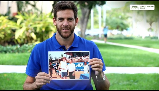 My First Challenger Title: Del Potro's Triumph In Montevideo 2005