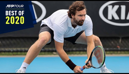 Gulbis, Pospisil In Best Slam Upsets Of 2020