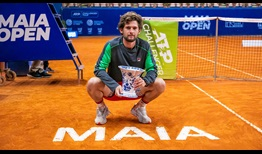 Pedro Sousa wins his eighth ATP Challenger Tour title, prevailing on home soil in Maia.