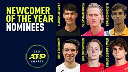 2020 Newcomer of the Year Nominees