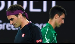 Federer Djokovic Rivalry