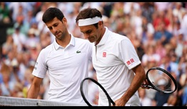 Djokovic Federer Rivalry