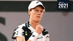 Jannik Sinner is the youngest player in the Top 100 of the FedEx ATP Rankings.