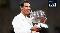 After tying Roger Federer's record haul of 20 major titles at Roland Garros last year, Rafael Nadal will attempt to capture his 21st Grand Slam crown in 2021.