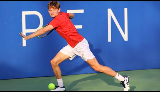 No Hard Feelings! Goffin Beats Doubles Partner Herbert, Saves 5 M.P.