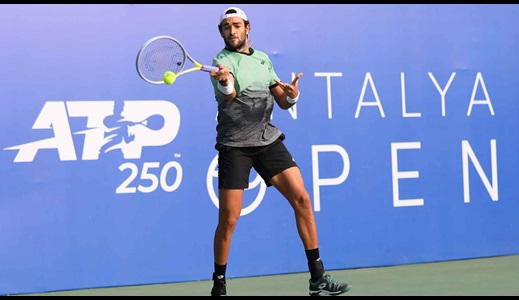 Berrettini Blasts Into Antalya Second Round