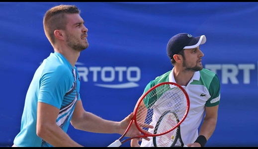 New Team Mektic/Pavic Make A Winning Start In Antalya