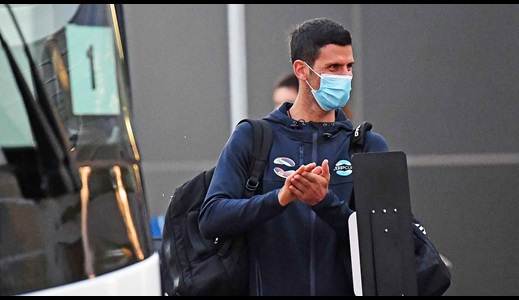 Djokovic, Nadal, Thiem & Co. Arrive In Australia