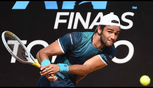 Berrettini: When You Are In The Draw, They Are Looking At You