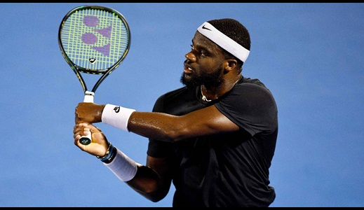 Tiafoe: 'I Was In A Dark Place, Now I'm Ready For Great Things'