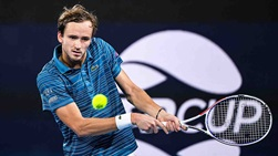 Daniil Medvedev owns a 4-1 record in ATP Cup singles matches.