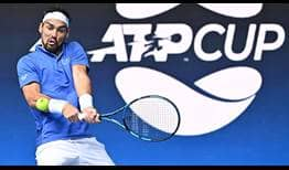 Fognini-ATP-Cup-2021-SF-Backhand