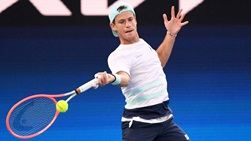 Diego Schwartzman claims his second win in five ATP Head2Head encounters against Kei Nishikori on Saturday at the ATP Cup.