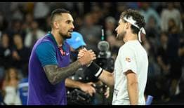 Kyrgios-Thiem-Reaction-Australian-Open-2021-Friday