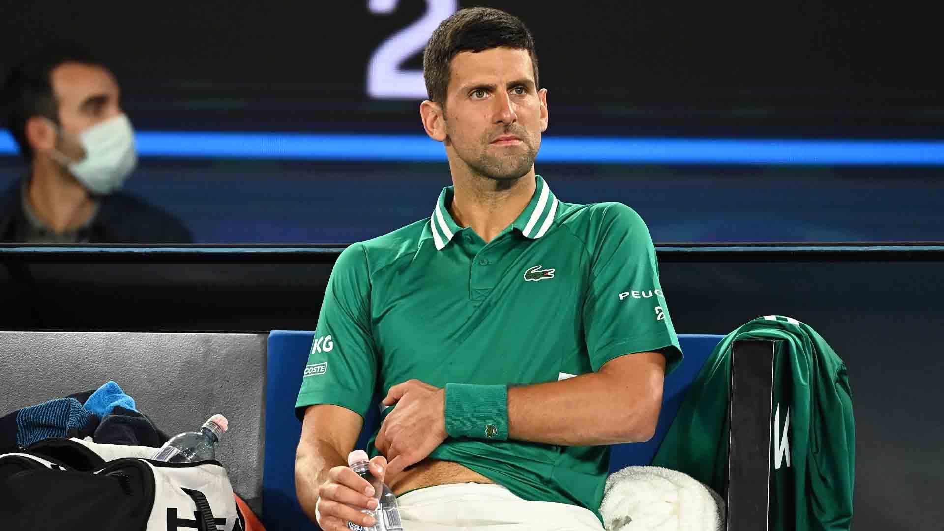 Novak Djokovic In Fitness Race After Fritz Thriller - ATP Tour