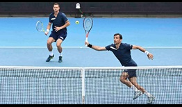 Dodig-Polasek-Australian-Open-2021-Day-9-Volley2