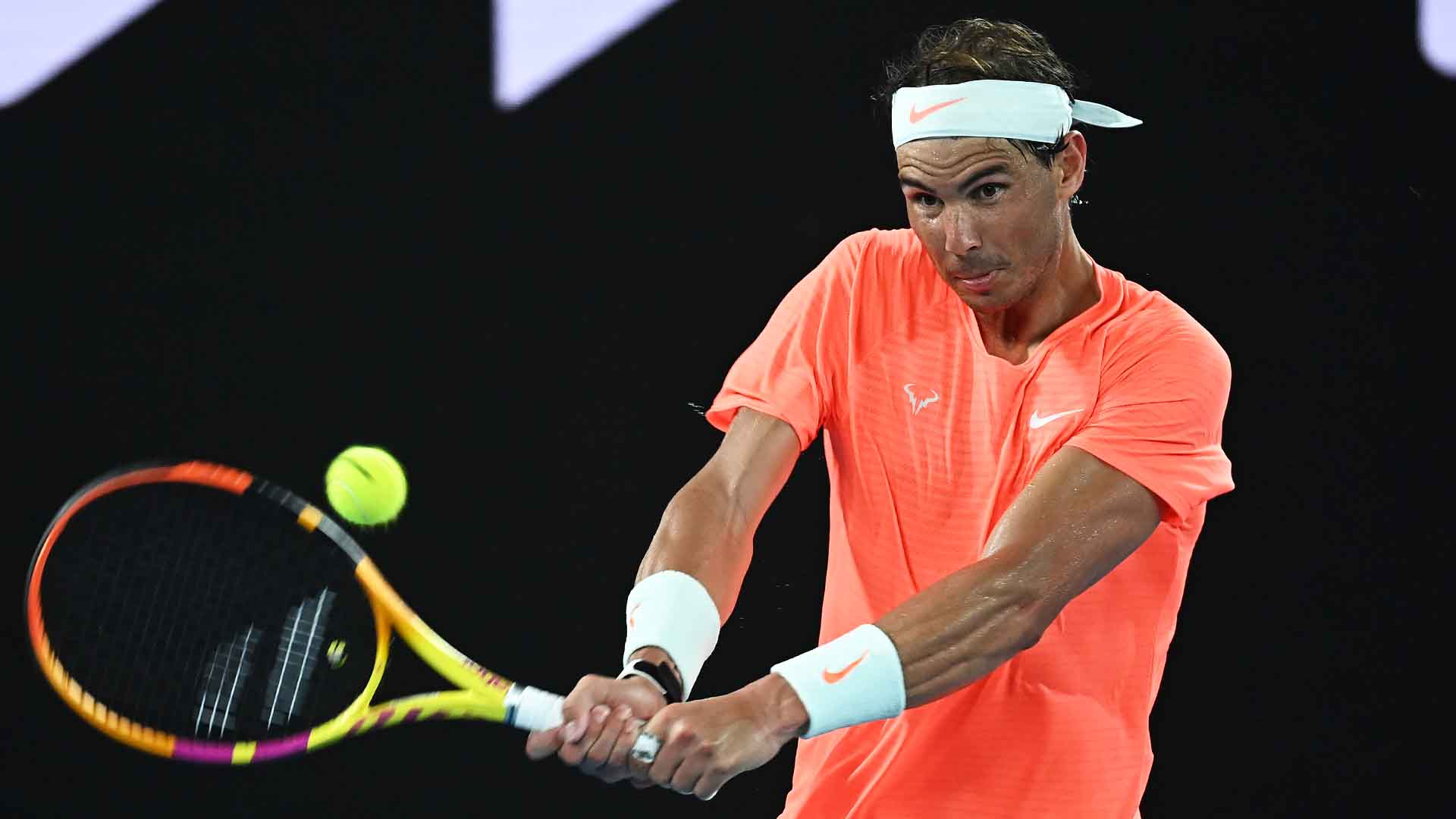 <a href='https://www.atptour.com/en/players/rafael-nadal/n409/overview'>Rafael Nadal</a> is making his 16th appearance at the <a href='https://www.atptour.com/en/tournaments/australian-open/580/overview'>Australian Open</a>.