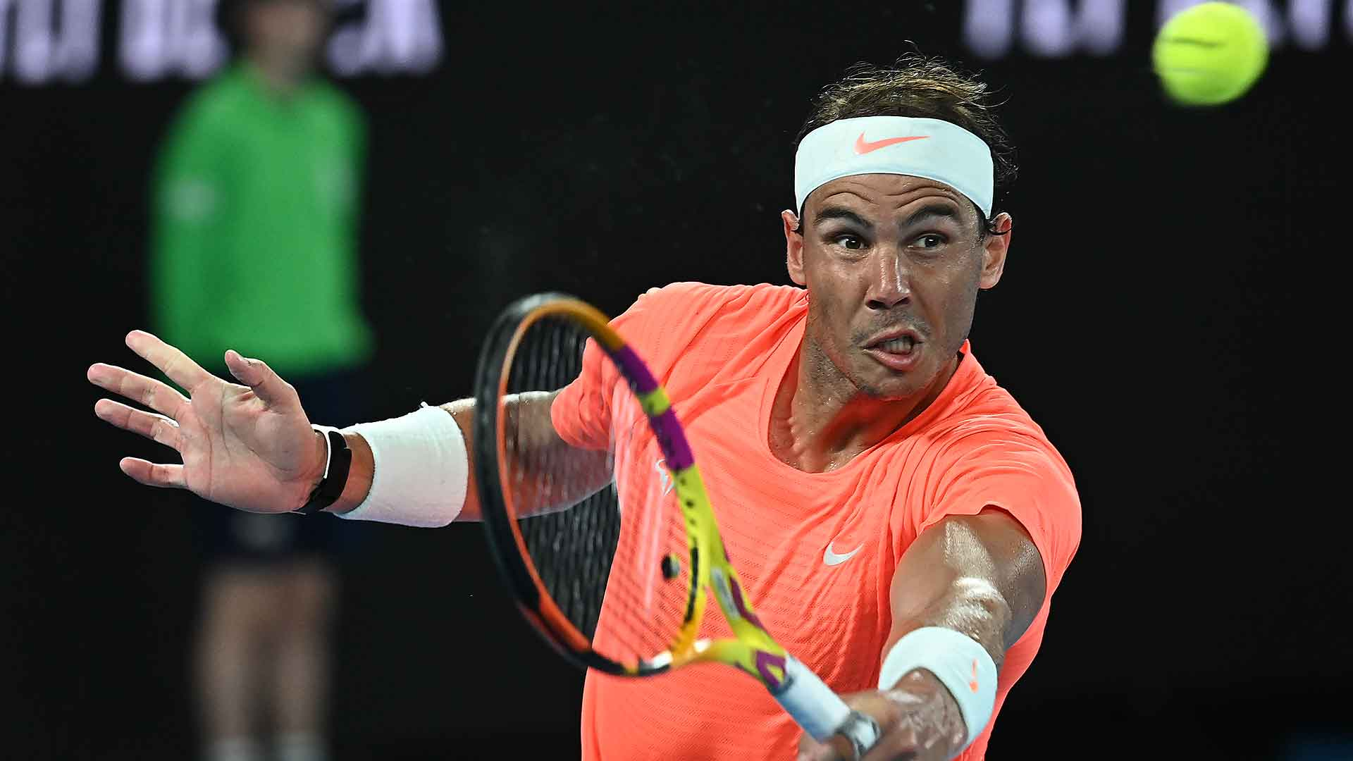 Rafael Nadal: 'I Stayed Positive All Match, Today It Was Not Enough' - 2021 Australian Open Match Reaction - ATP Tour