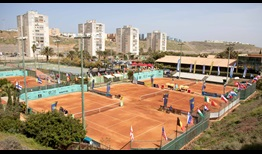 The ATP Challenger Tour returns to Gran Canaria, Spain.