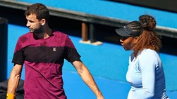 Grigor Dimitrov, Serena Williams