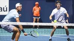 Karen Khachanov and Andrey Rublev have reached two ATP Masters 1000 finals as a team.