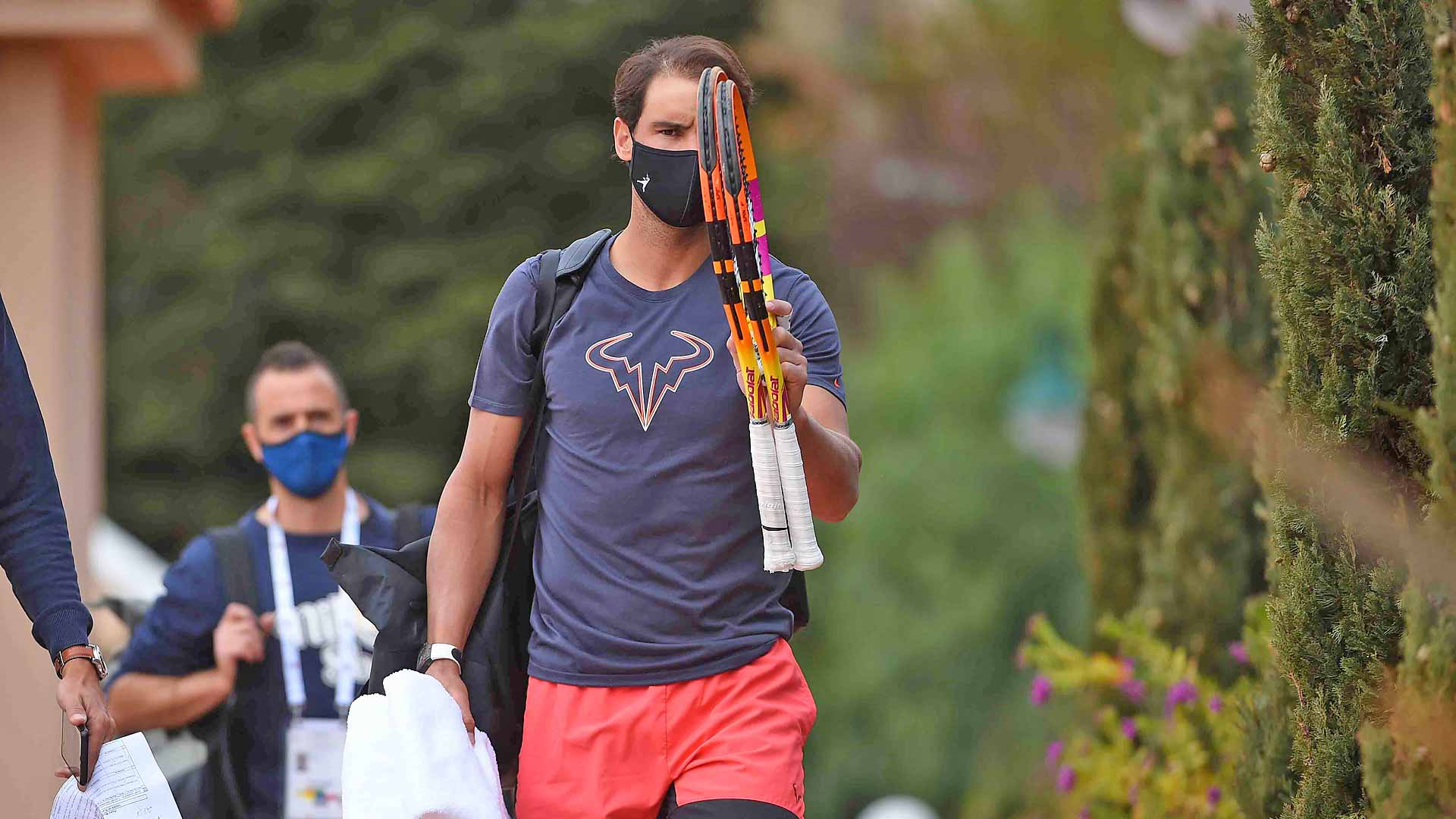 A Bad Omen For Rafael Nadal's Opponents: 'I Am Confident' - ATP Tour