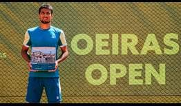 Pedro Cachin is the champion in Oeiras, claiming his second ATP Challenger Tour title and first since 2015.