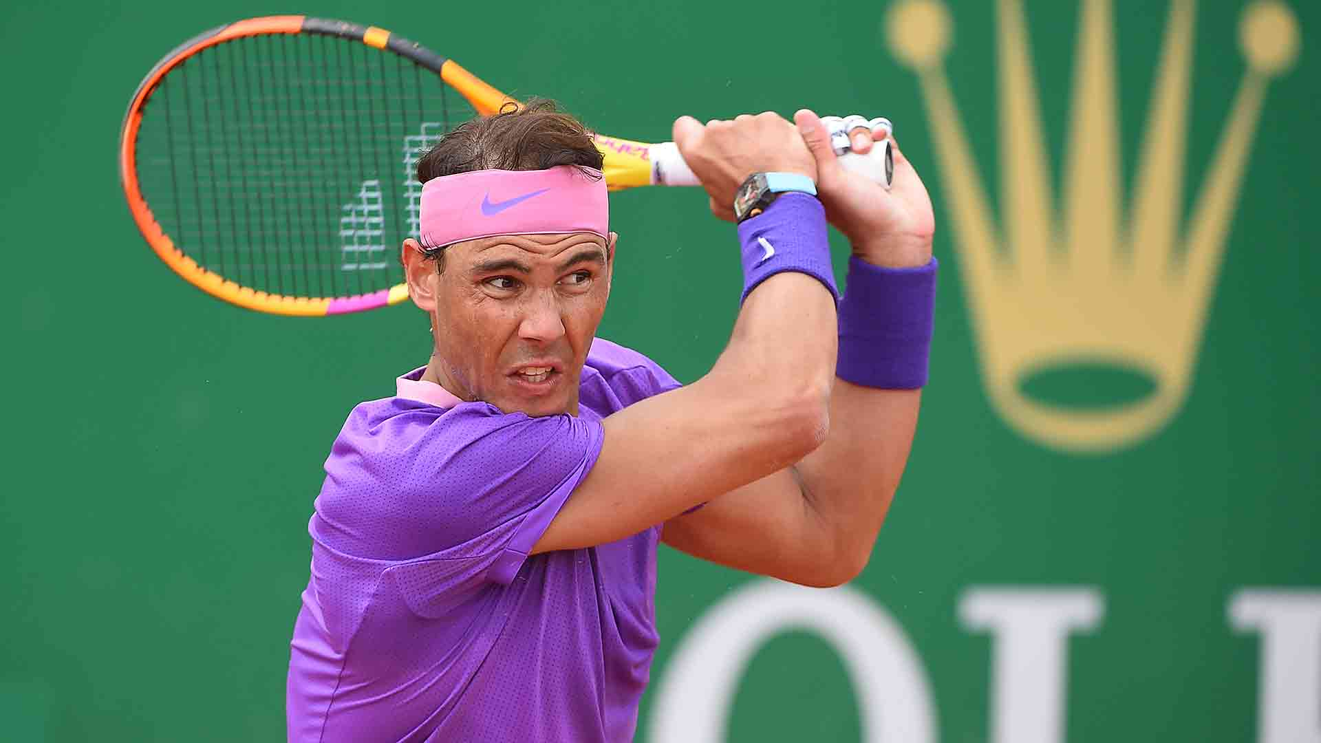 Nadal Sweeps Past Delbonis, Fires Warning In Monte-Carlo - ATP Tour
