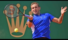 Daniel Evans reaches his first ATP Masters 1000 semi-final after beating David Goffin on Friday in Monte-Carlo.