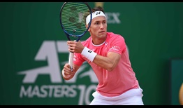 Casper Ruud is through to his second ATP Masters 1000 semi-final after beating Fabio Fognini in Monte-Carlo on Friday.