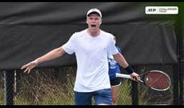 Jenson Brooksby claims his second ATP Challenger Tour title, prevailing in Orlando.