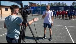 Jenson Brooksby is in high demand after winning his third ATP Challenger Tour title in Tallahassee.