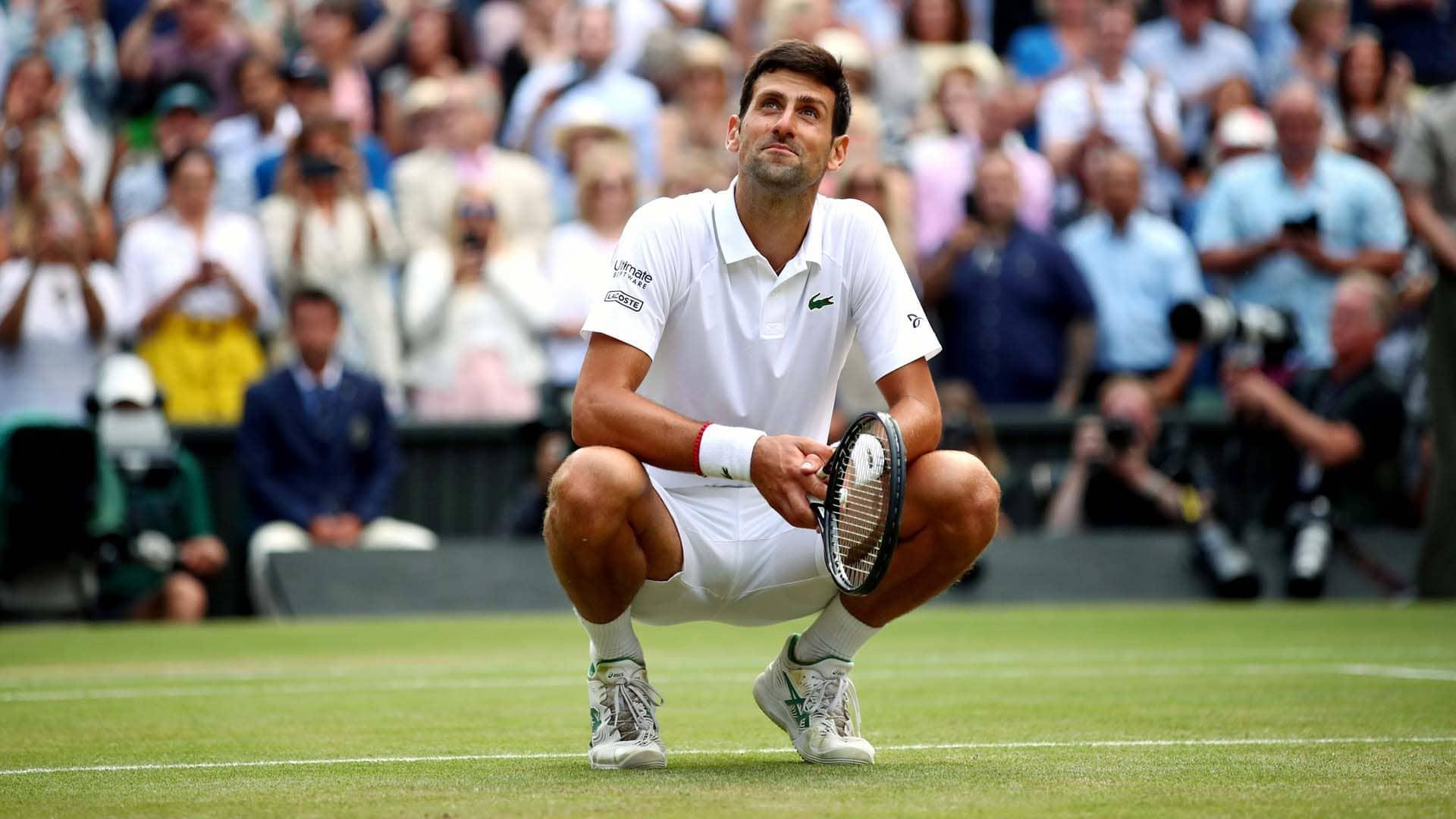 Novak Djokovic podría competir en dobles mixtos en Tokio 2020; así revela un reporte