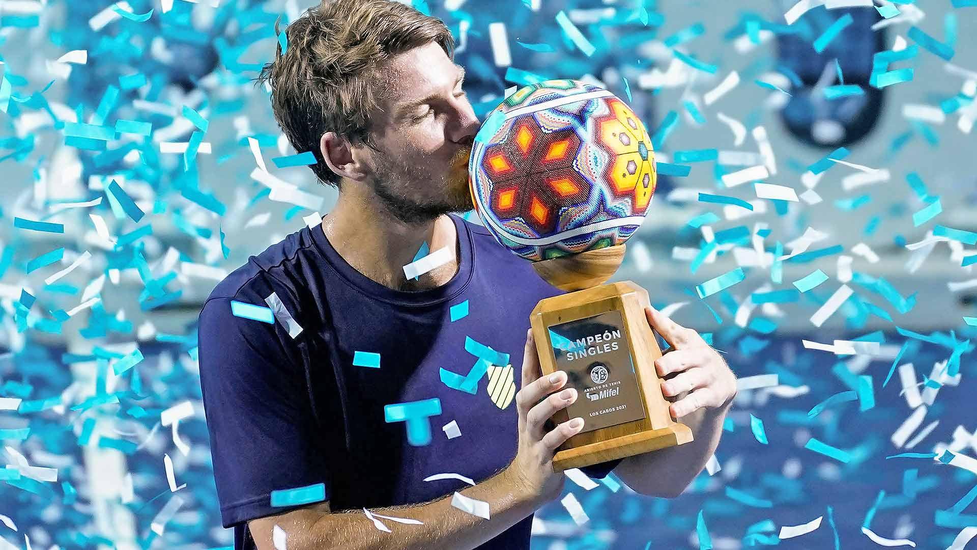 World Tennis Citizen Cameron Norrie Taller Than Ever |  ATP tour