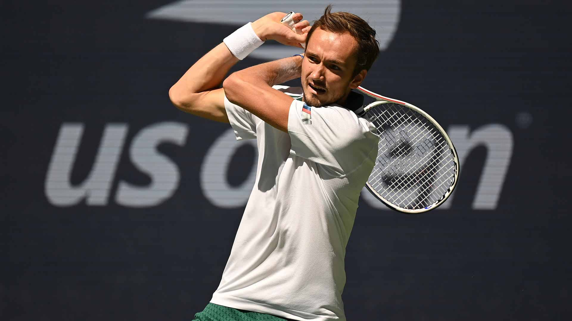 """<a href='https://www.atptour.com/en/players/daniil-medvedev/mm58/overview'>Daniil Medvedev</a>""""><br /><em><sup>Photo Credit: Garrett Ellwood/USTA<br /></sup></em><strong>From a coaching perspective, what have you learned from Daniil's previous runs this deep in majors, including his two major finals?<br /></strong>My mindset is the same since I'm a kid. I try to do the best I can do and perform in everything I can do. I didn't learn so many things about the performance. For me, it's the same. But what I learned is the question I have in myself about players.</p> <p>When you have a player like Daniil, it's to try to understand or know what makes the difference between Daniil for example or another player in the Top 30 or Top 100, to realise what makes the difference between these guys in their potential. That's an interesting question, because you can realise that there is some part of these top players that they're born with this and some players don't have this and that makes success tougher to get.</p> <p><strong>Have you studied the Big Three to try to understand what allows them to perform at their best in the big moments?<br /></strong>Of course, I see it every day with Daniil, and especially when he plays big matches like he already did many times and like he will do tomorrow. In matches, adversity makes him find the best in himself. The match is the most important part to find his best and sometimes during practice, you cannot reach this level of adversity. Matches make these players better for sure.</p> <p>All these experiences for players, it's like somewhere inside them. Of course they use it like something invisible, like self confidence, that they already lived something like this to help them win that kind of match.</p> <p><strong>How different do you believe Daniil is as a player compared to a couple years ago?<br /></strong>You get more mature, more experience. And when we talk about experience, it's the ability to play this kind of match with less st"""