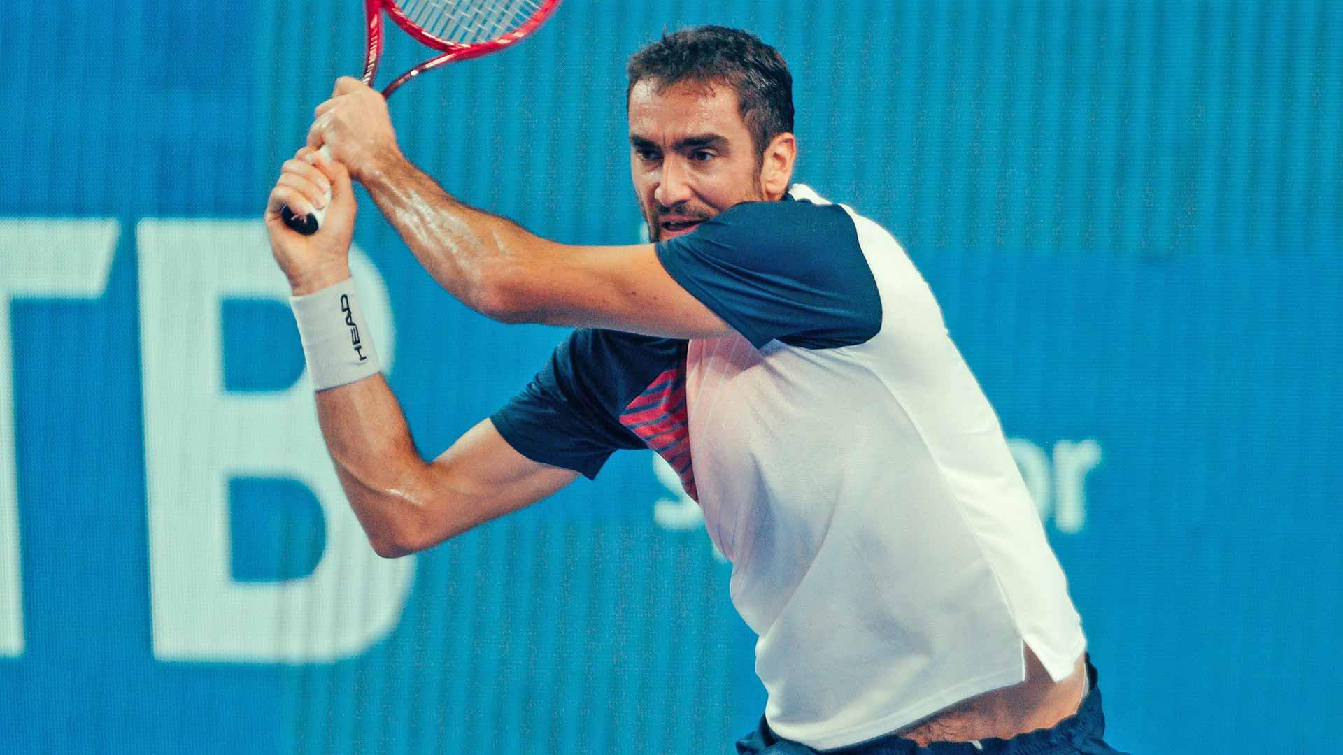 Karen Khachanov recovers, Marin Cilic advances in Moscow |  ATP tour