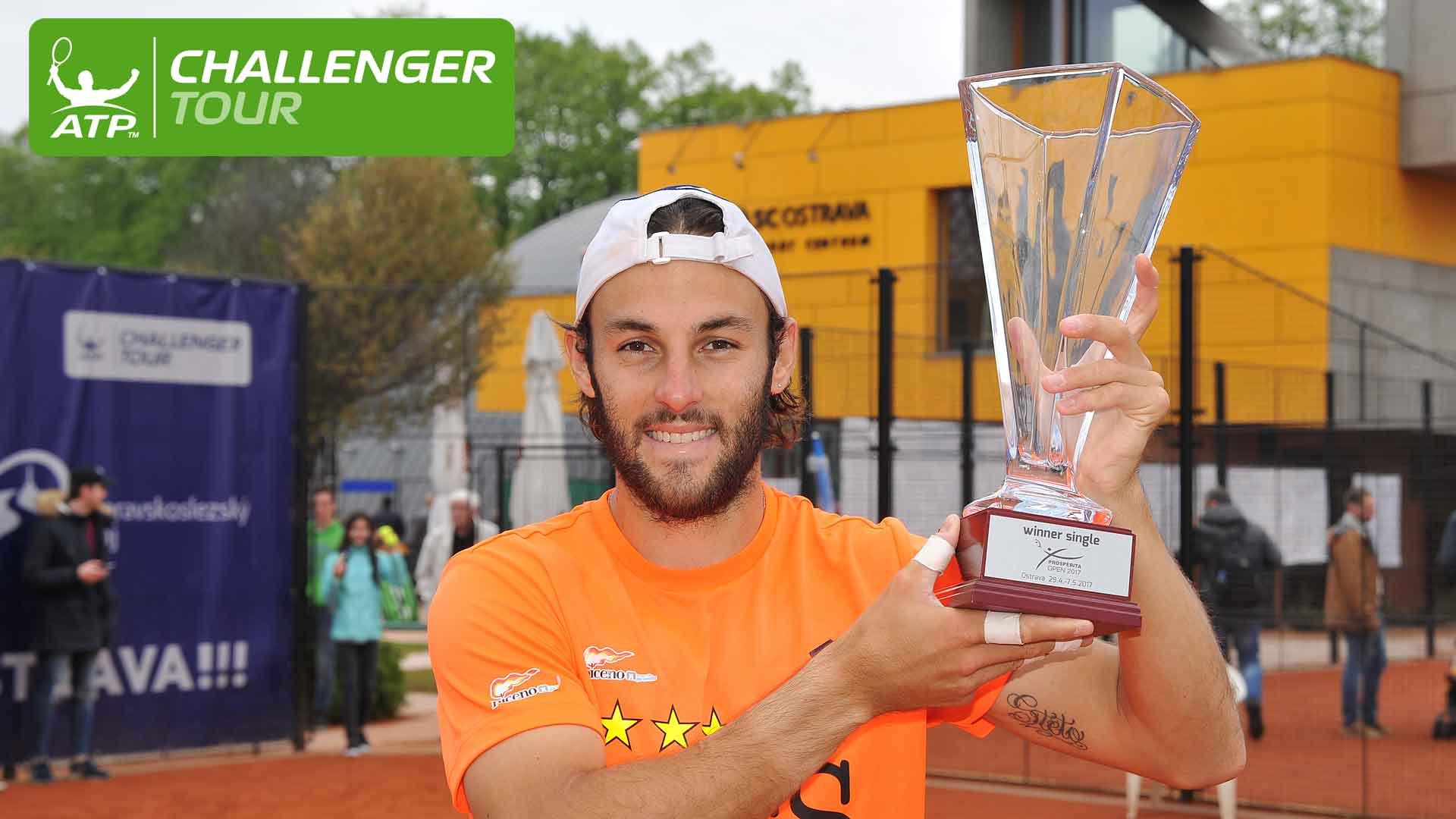 Rome Challenger 2017 Travaglia | ATP Tour