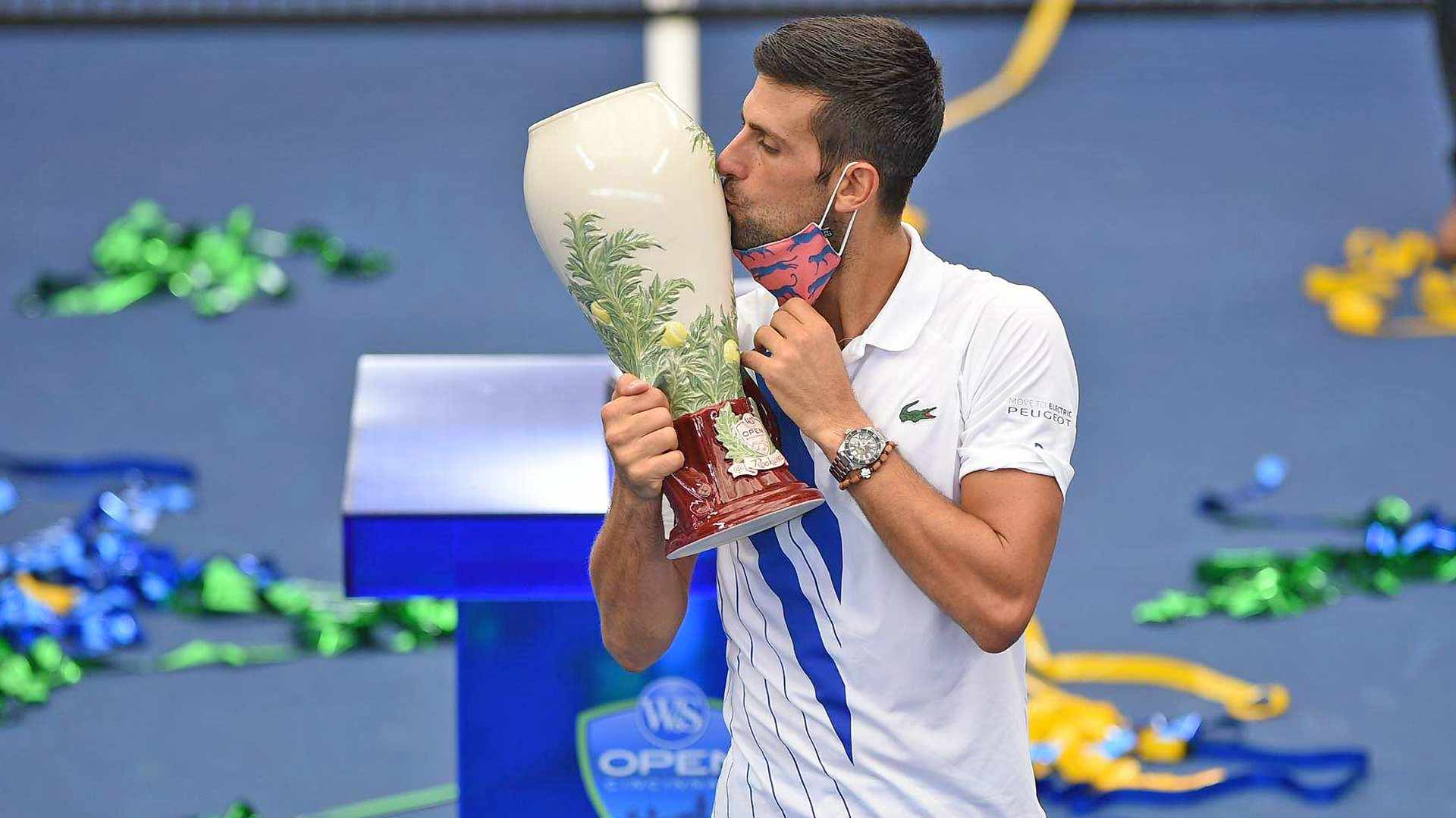Novak Djokovic S Golden Rule A Grandmaster Twice Over Atp Tour Tennis