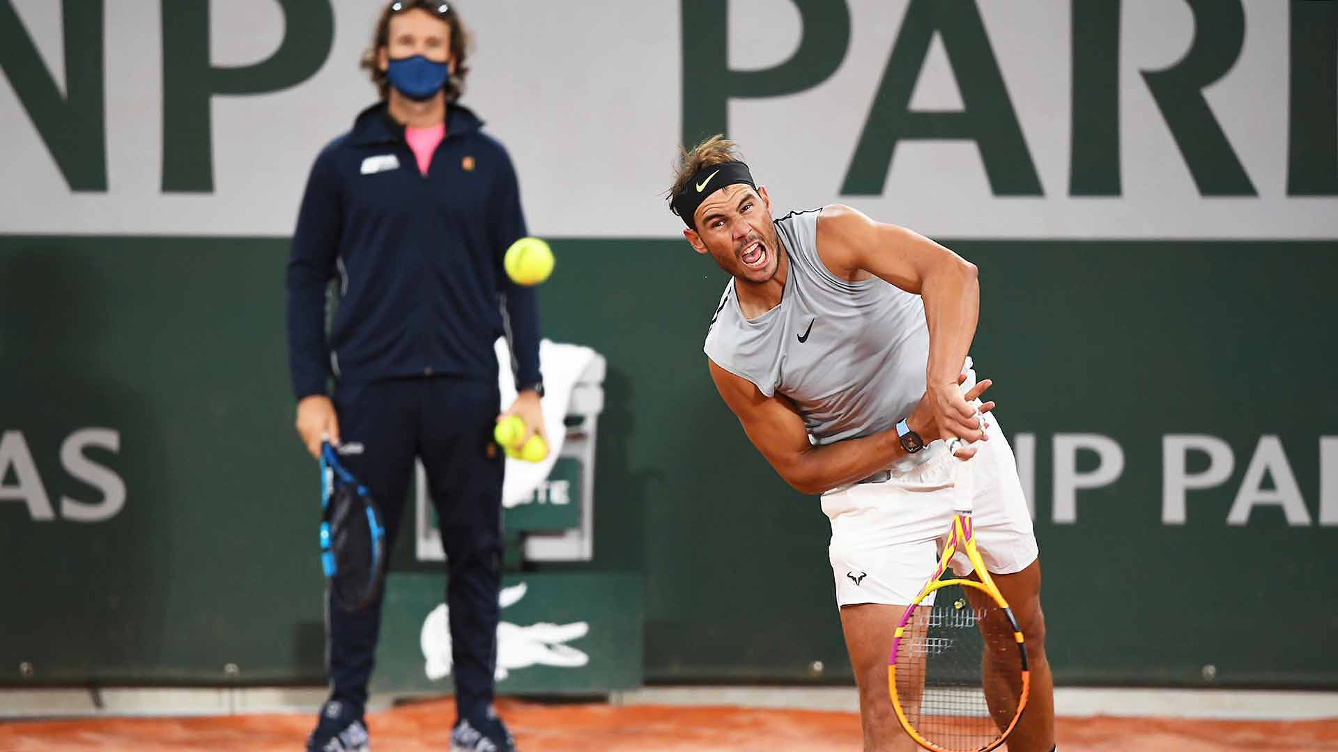 Rafael Nadal I Always Have Been Beatable On Clay Atp Tour Tennis
