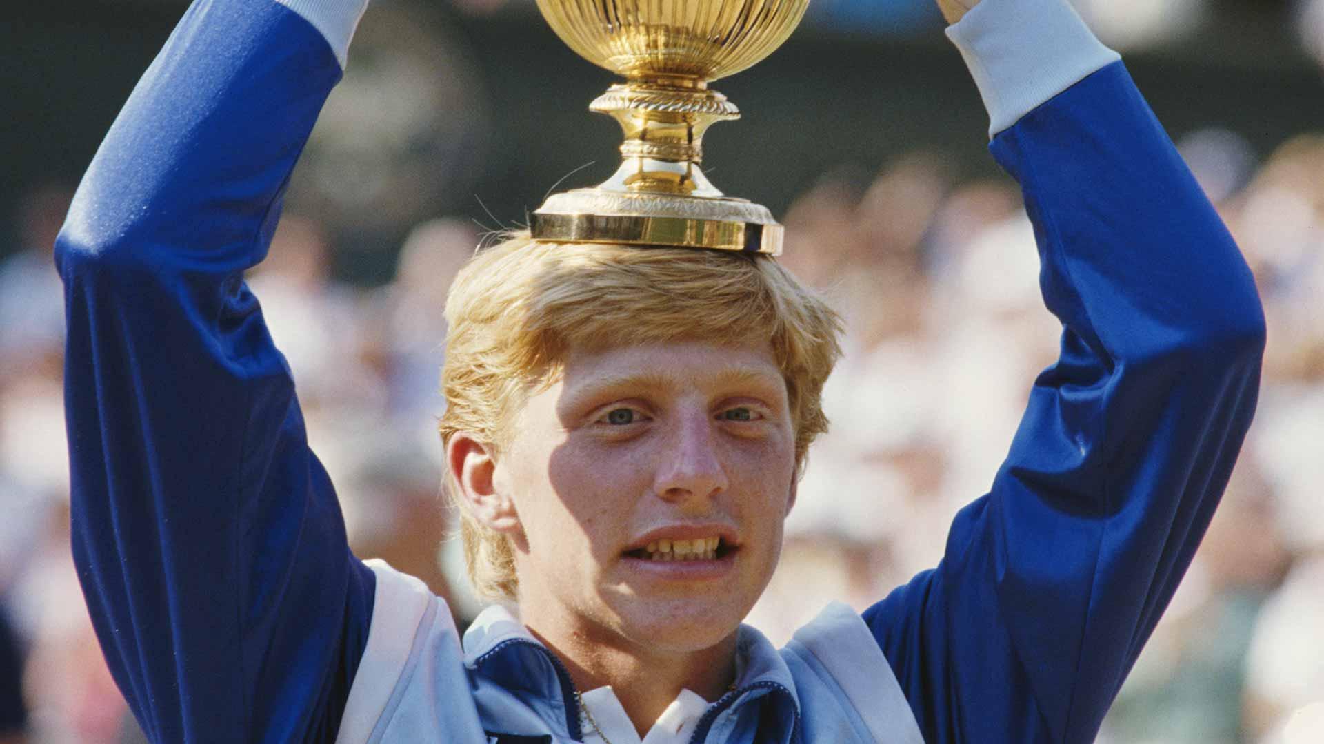Heritage Wimbledon Boris Becker | ATP Tour | Tennis