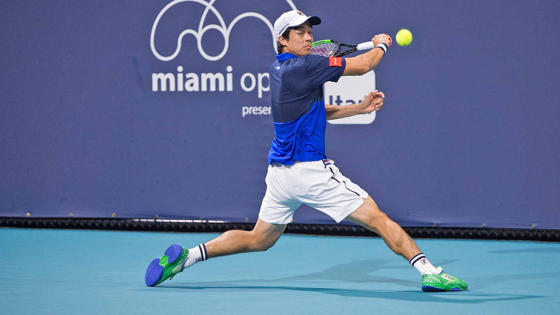 McDonald Car Trouble Miami 2019 | ATP Tour | Tennis